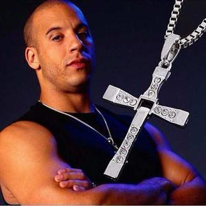 Cruz Y Cadena De Dominic Toretto Rápido Y Furioso Original