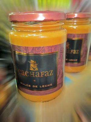 Dulce De Leche Cachafaz 800gr -muy Barato En La Golosineria-