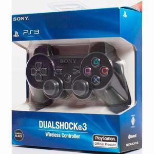 Joystick Ps3 Sony Dualshock Play 3 Original En Caja Cerrada
