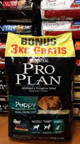 Proplan Puppy Large Breed X 15 Kg + 3k Gratis! Sabuesosvet