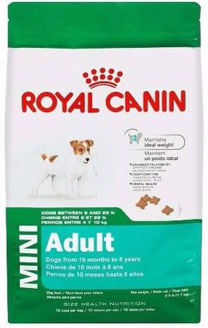 Royal Canin Mini Adulto X 7,5 Kg Envío Gratis + Snack