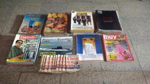 Vendo revistas antiguas!!