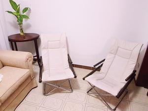 2 sillones de diseño. Living & Star