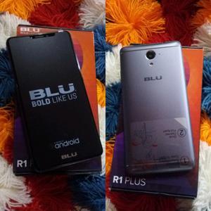 Blu r1 plus 3gb ram 32 gb nuevos y libres