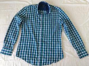 Camisa Manga Larga Importada De Bangladesh