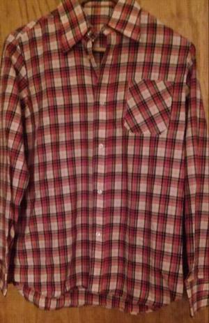 Camisa de hombre.nueva. t. M.retro