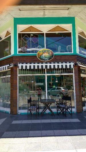Fondo de Comercio Cafetería