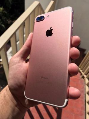 Iphone 7 Plus 32 Gb Rose Gold Excelente Estado No Permuto