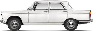 Peugeot 404 - 60 a 81 Manual de Taller Despiece Esquema
