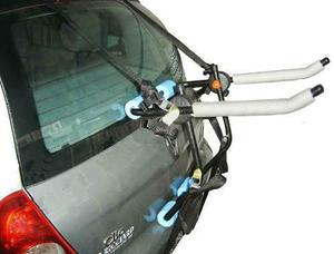 Portabicicleta Baúl Universal Reforzado Auto Porta