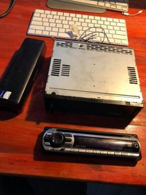 STEREO SONY XPLOD 52X4 MP3 CD AUX CONTROL REMOTO FRENTE