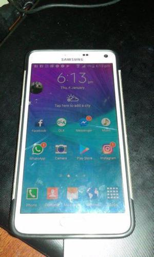 Samsung note 4 4g LTE