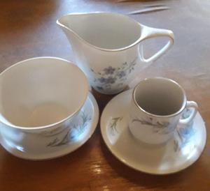 Vajilla porcelana china antigua