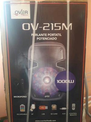 Vendo Parlante Portatil w con micrófono