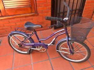 Vendo bicicleta Rodado 16 Usada