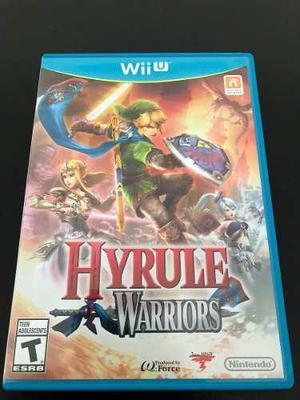 Zelda Hyrule Warriors Para Nintendo Wii U Fisico Original
