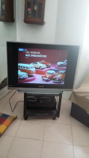 """tv29"""" PHILIPS STEREO PANTALLA PLANA CON C/REMOTO"""