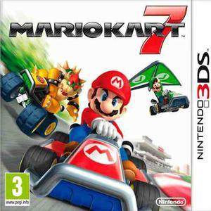 3ds Mario Kart 7 Original Fisico Nuevo Sellado