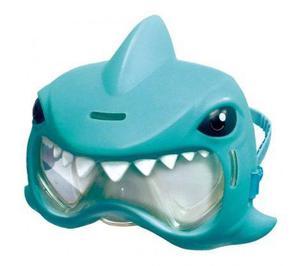 Antiparras Junior Tiburon Aqua Kidz Mascara Para Agua Niños