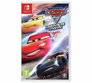 Cars 3 Driven To Win Nintendo Switch Fisico Sellado Original