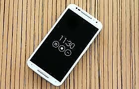 Moto X2 32gb Edicion Bamboo Libre