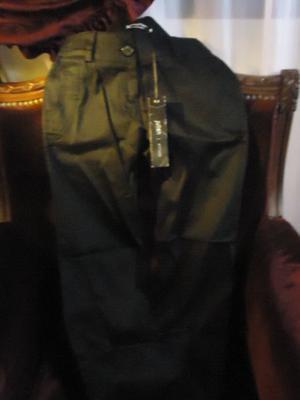 Pantalon de vestir color negro ¡¡ NUEVO !!!