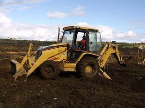 Servicio de Movimiento y Nivelación de suelo