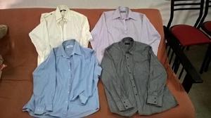 12 camisas mangas cortas y largas
