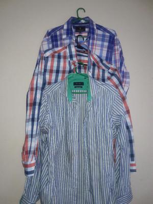 3 camisas x $700