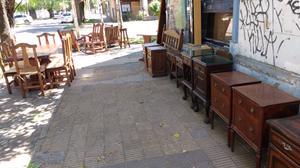 Compro muebles de algarrobo antiguos y modernos
