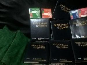 Enciclopedia de historia argentina con cd incluidos COMPLETA