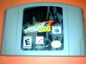 International Super Star Soccer 2000 N64 Original