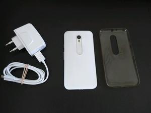 Motorola Moto G3 16Gb 13Mp Liberado, con funda y carcasas