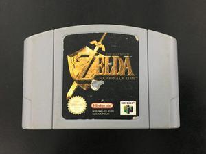Vendo O Permuto - The Legend Of Zelda: Ocarina Of Time Pal
