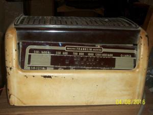 Vendo Radio antigua