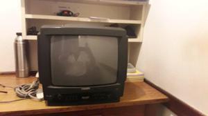 Vendo televisor Philips de 14 pulgadas en excelente estado