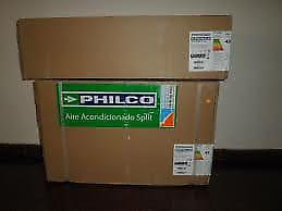 split philco  frio calor con kit de instalacion completo
