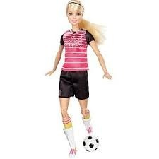 Barbie Articulada Ultra Flexible Movimientos Divertidos