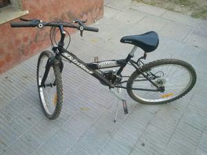 Bicicleta Rodado 24 usada en buen estado