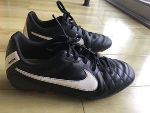Botines Nike unisex Nro 37