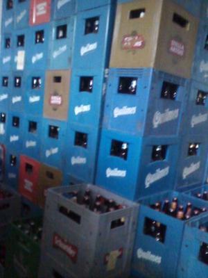 Cajones de cerveza Mejor precio de la zona!!!