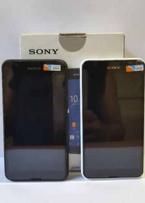 Celular Sony Xperia E4g Negro/blanco Liberado Nuevo !!!