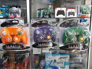 Joystick De Gamecube De Colores