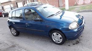 Renault Clio 2000 full full diesel en muy buen estado
