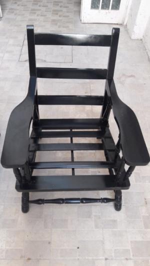 Vendo sillones de madera