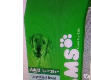 ALIMENTO BALANCEADO IAMS ADULTO SM Y LARGE BREED X 15KG ENV