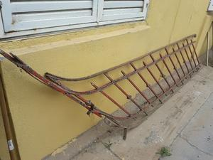 Baranda balcon o reja antigua hierro c rdoba posot class - Baranda de escalera de hierro ...