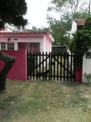 DUEÑO VENDE Casa en Mar del Tuyu! 2D, Quincho, Garage