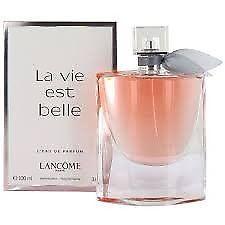 Envases de perfumes importados originales