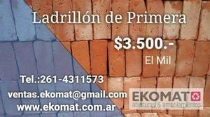 Fabrica de Ladrillos en Mendoza